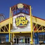 Front view of Fun Spot Action Park
