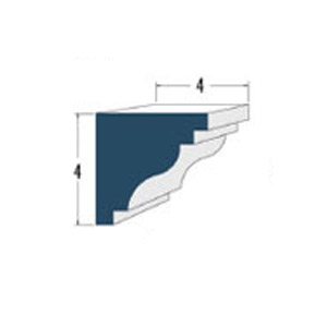 Architectural Foam Crown Moldings AAFW-502