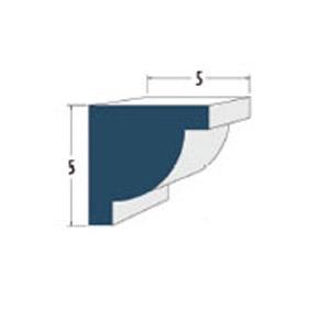 Architectural Foam Crown Moldings AAFW-509
