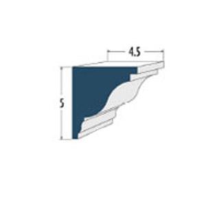 Architectural Foam Crown Moldings AAFW-511