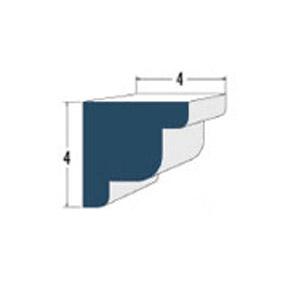 Architectural Foam Crown Moldings AAFW-512
