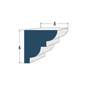 Architectural Foam Crown Moldings AAFW-516