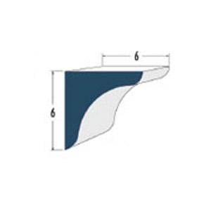 Architectural Foam Crown Moldings AAFW-517