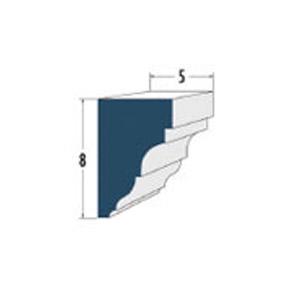Architectural Foam Crown Moldings AAFW-534