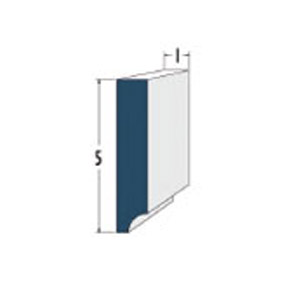 Architectural Foam Mid Bands AAFW-719