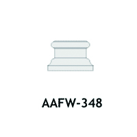 Architectural Foam Caps AAFW-348