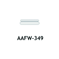 Architectural Foam Caps AAFW-349