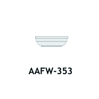 Architectural Foam Caps AAFW-353