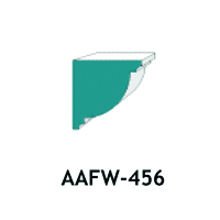Architectural Foam Brackets AAFW-456