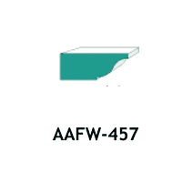 Architectural Foam Brackets AAFW-457