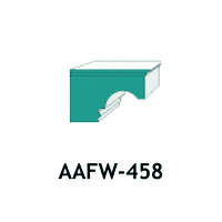 Architectural Foam Brackets AAFW-458