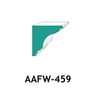 Architectural Foam Brackets AAFW-459