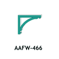 Architectural Foam Brackets AAFW-466