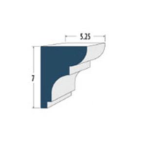 Architectural Foam Window Sills AAFW-602