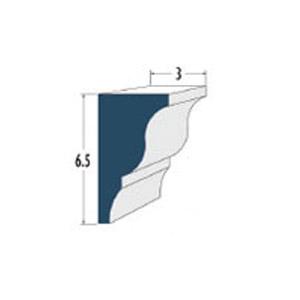 Architectural Foam Window Sills AAFW-606