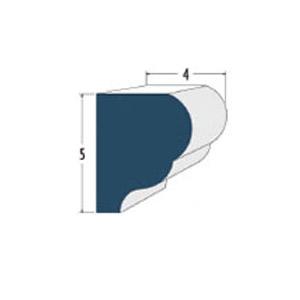 Architectural Foam Window Sills AAFW-608