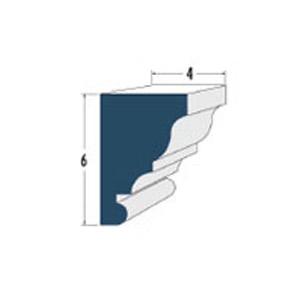 Architectural Foam Window Sills AAFW-617