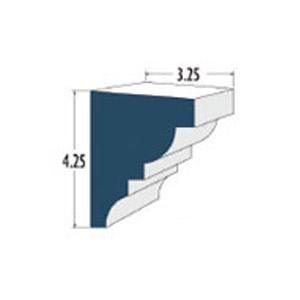 Architectural Foam Window Sills AAFW-625