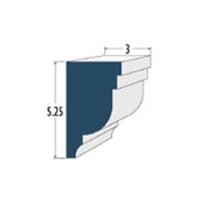 Architectural Foam Window Sills AAFW-626