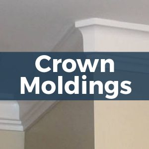 Architectural Foam Crown Moldings